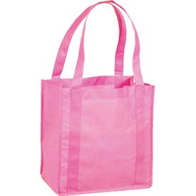 Printed Non Woven Polypropylene Grocery Tote Bag