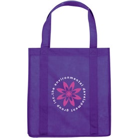 Promotional Grocery Tote Bag