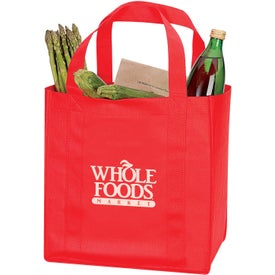 Grocery Tote Bag Branded with Your Logo