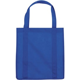 Imprinted Grocery Tote Bag