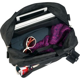 Guess Signature Travel Compu-Tote Bag for Marketing