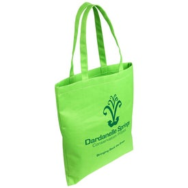 Gulf Breeze Recycled P.E.T. Tote Bag for your School