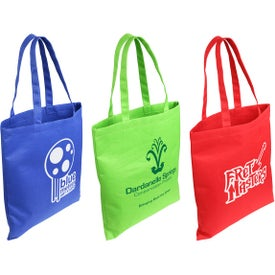 Customized Gulf Breeze Recycled P.E.T. Tote Bag