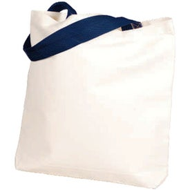 Branded Gusset Tote