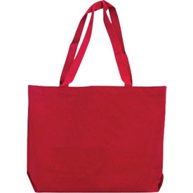 Promotional Gusset Tote for Marketing
