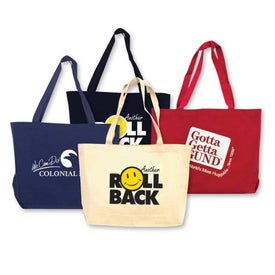 Promotional Gusset Tote