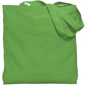 Gusseted Economy Tote Bag with Your Logo