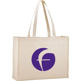 The Gypsy Shopper Tote Printed with Your Logo