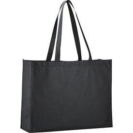 Gypsy Non-Woven Shopper Tote Bag