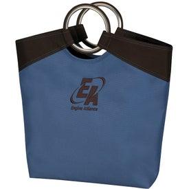 Branded Halter Grommet Tote Bag