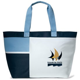 Customized Hampton Insulated Tote Bag