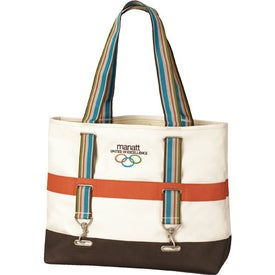 Hamptons Grommet Tote Bag