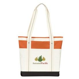 Hamptons Weekend Tote Bag for Advertising