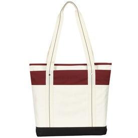 Hamptons Weekend Tote Bag for Marketing
