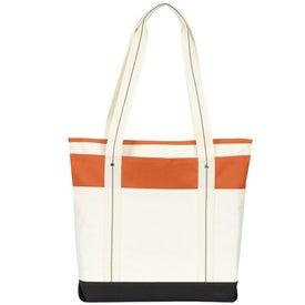 Branded Hamptons Weekend Tote Bag