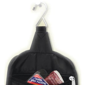 Personalized Hanging Toiletry Tote Bag
