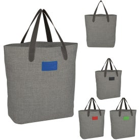 Hanson Heathered Tote Bag