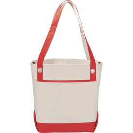 Harbor Boat Tote Branded with Your Logo
