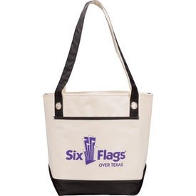 Harbor Boat Tote for Advertising