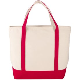 Harbor Cruise Boat Tote for Promotion