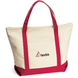 Harbor Cruise Boat Tote Printed with Your Logo