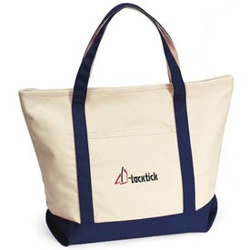 Harbor Cruise Boat Tote for Advertising