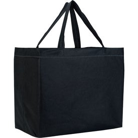 Heat Sealed Non-Woven Grande Tote Bag for Promotion