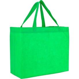 Custom Heat Sealed Non-Woven Grande Tote Bag