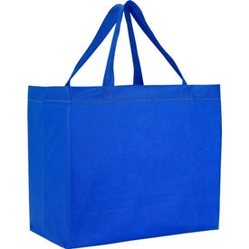 Printed Heat Sealed Non-Woven Grande Tote Bag