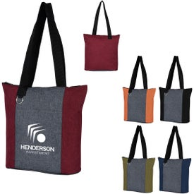 Heathered Fun Tote Bag