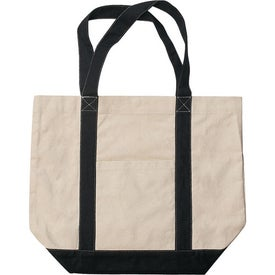 Branded Heavy Cotton Canvas Tote