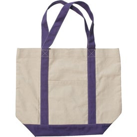 Heavy Cotton Canvas Tote for Marketing