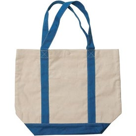 Heavy Cotton Canvas Tote for Customization