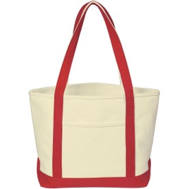 Heavy Cotton Canvas Boat Tote Giveaways