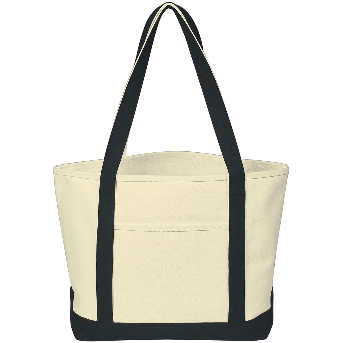 Promotional Heavy Cotton Canvas Boat Tote Bags with Custom Logo ...