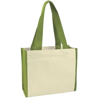 Promotional Heavy Cotton Canvas Tote Bags with Custom Logo for ...