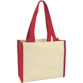Heavy Cotton Canvas Tote Bag Giveaways