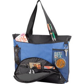 Hemisphere Meeting Tote for Your Organization