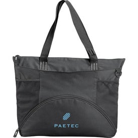 Hemisphere Meeting Tote Imprinted with Your Logo