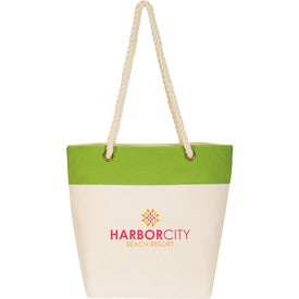 Henley Rope Tote Bag