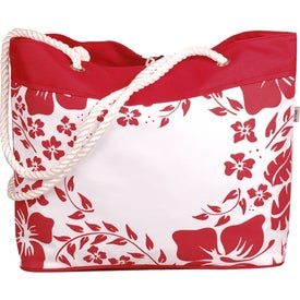Hibiscus Tote for your School