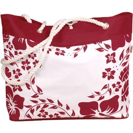 Hibiscus Tote for Your Organization