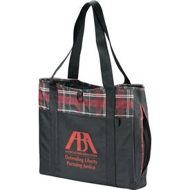 Custom Highlander Business Tote