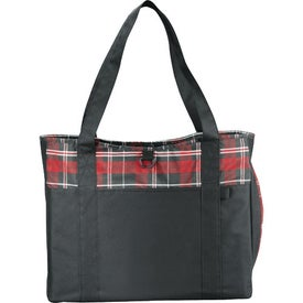 Highlander Business Tote with Your Slogan