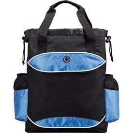 Logo Hive Backpack Tote