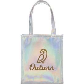 Holographic Gift Tote Bag