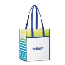 Horizons Laminated Shopper Bag