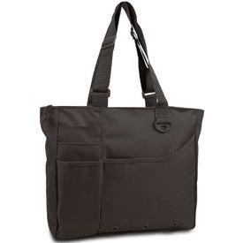Monogrammed Howie Tote Bag