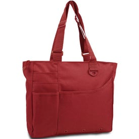 Howie Tote Bag Imprinted with Your Logo