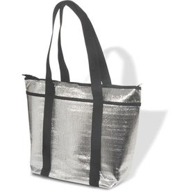 Ice Grocery Tote for Advertising